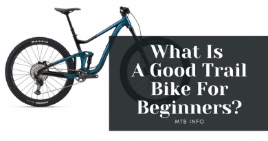 What Is A Good Trail Bike For Beginners?