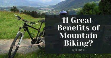 11 Great Benefits of Mountain Biking?
