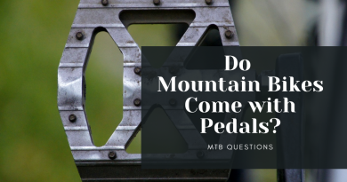 Do Mountain Bikes Come with Pedals?