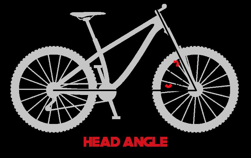 Mountain Bike Head Angle