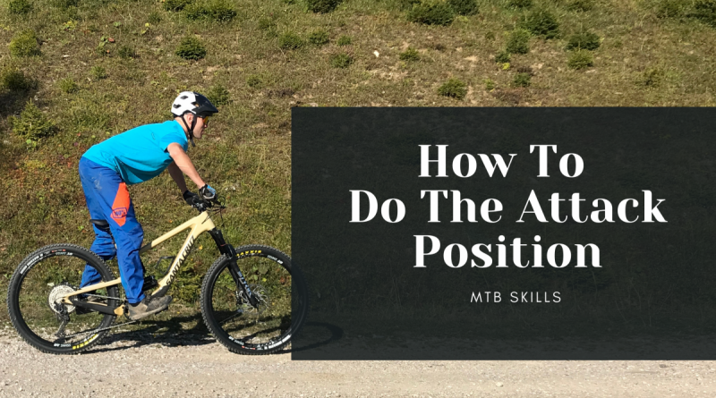 How To Do The Attack Position