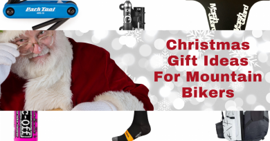 Christmas gift ideas for mountain bikers