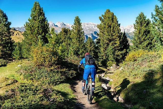 Fear of Mountain Biking